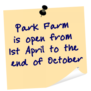 Park Farm Open Season in East Sussex